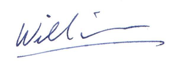 William Wittmann signature